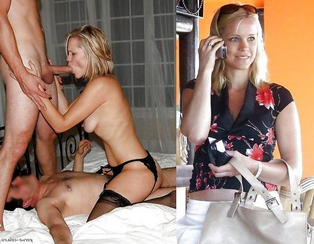 одетые и роздетые фото секс